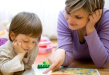 Занятия с логопедом для детей 4 лет