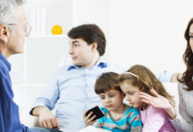 consultation of a family psychologist