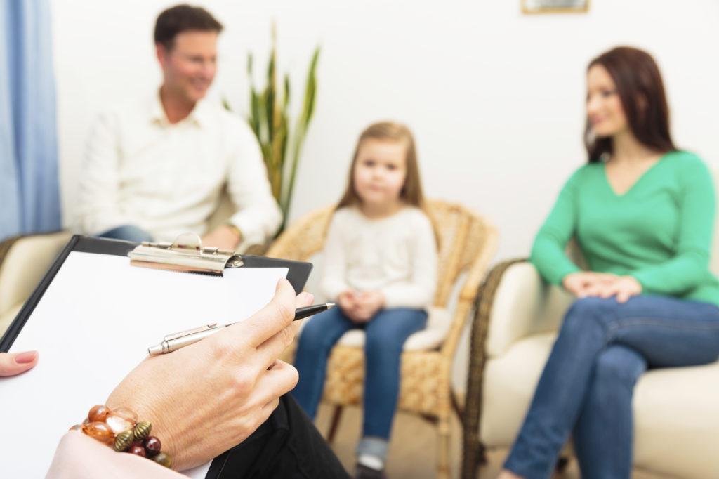 семейный психолог