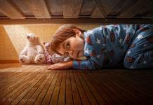 Детские страхи и фобии: причины и преодоление